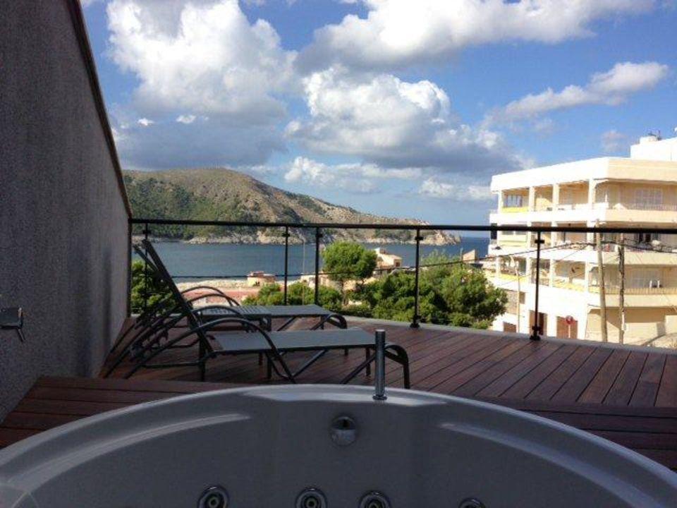 Quot Blick Vom Zimmer C203 Quot Protur Turo Pins Hotel Amp Spa In