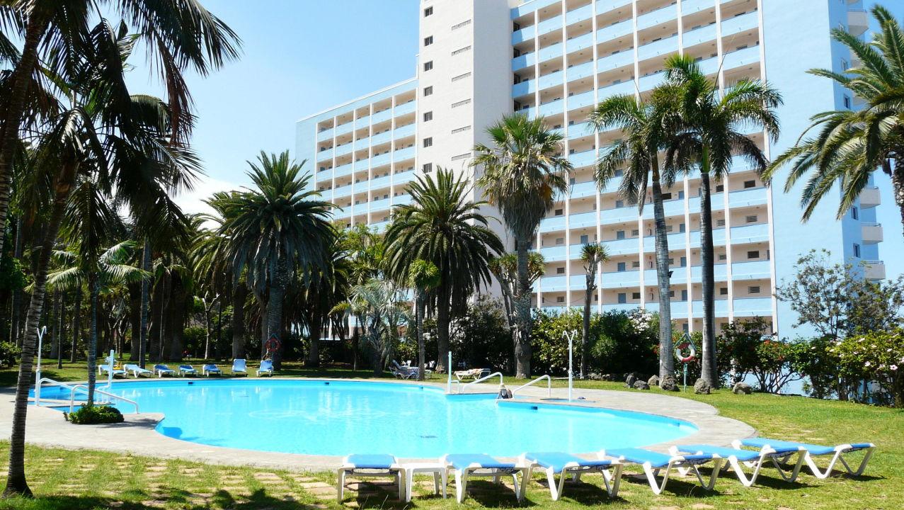 Hotel Puerto De La Cruz In Teneriffa