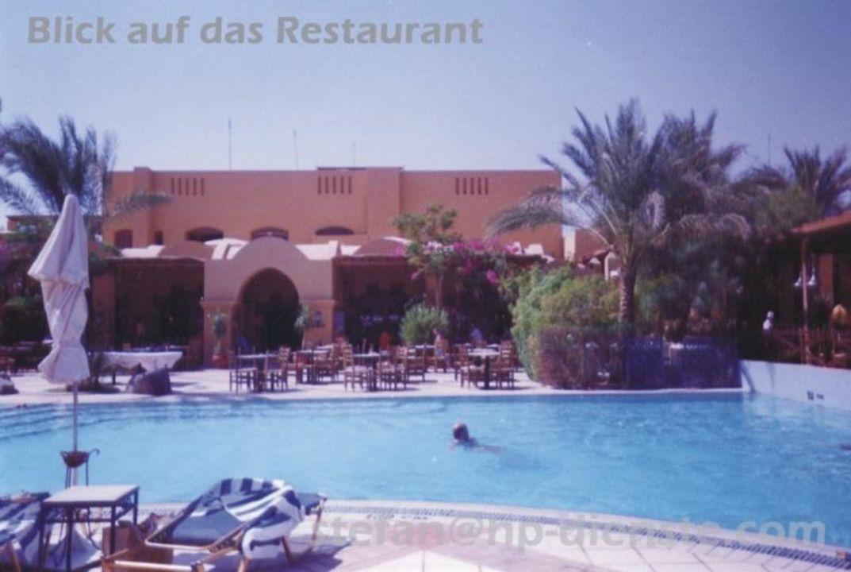 Restaurant-aussen-2 / 1-2 Fly Fun Club Makadi Jaz Makadina