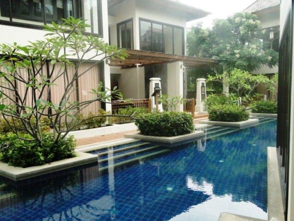 A. Duplex Pool Access Villa The Briza Beach Resort Samui