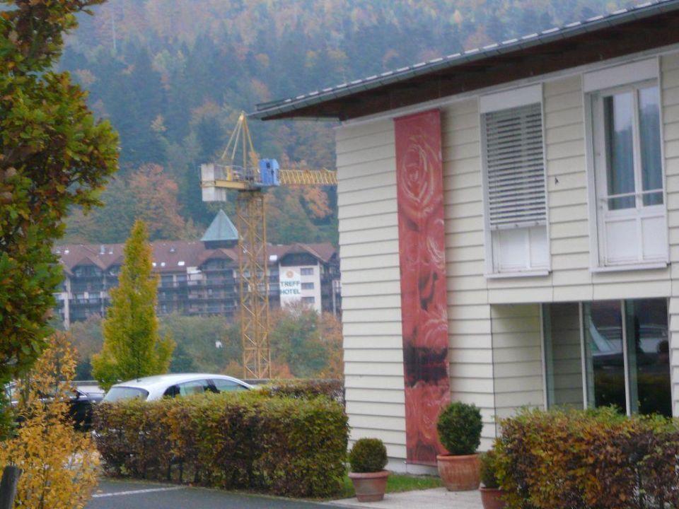 Hotel Schwarzwald Panorama Bad Herrenalb