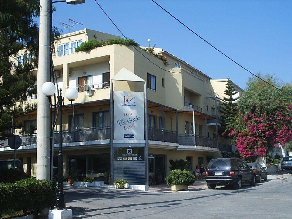 Corissia Beach Hotel Corissia Beach