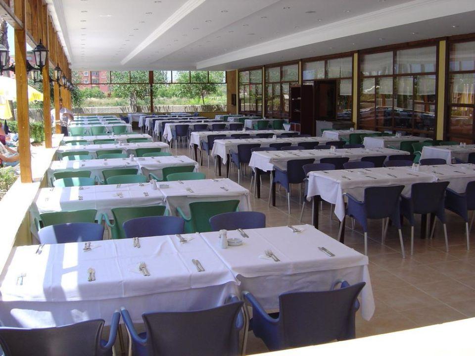 Restaurant (im Freien) Hotel Titan Garden