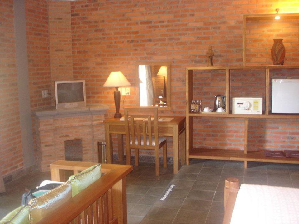 Wohnbereich Hotel The Pilgrimage Village