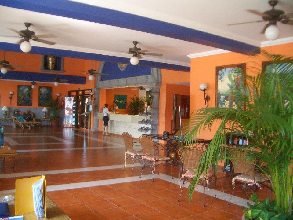 RIU Lupita - Rezeption Hotel Riu Lupita