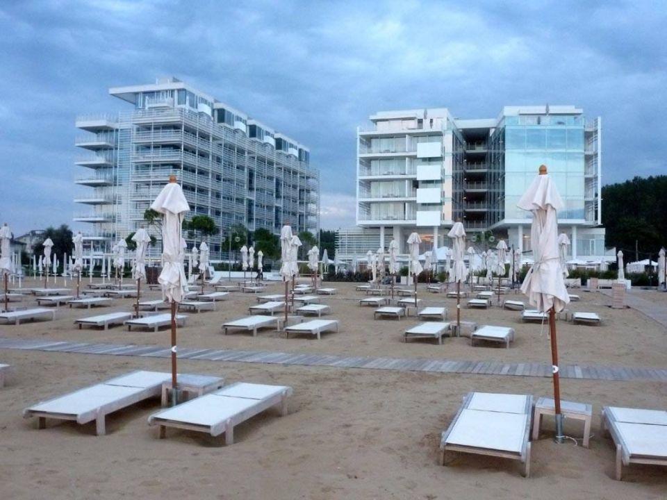 Direkte lage am strand falkensteiner hotel spa jesolo for Designhotel am strand