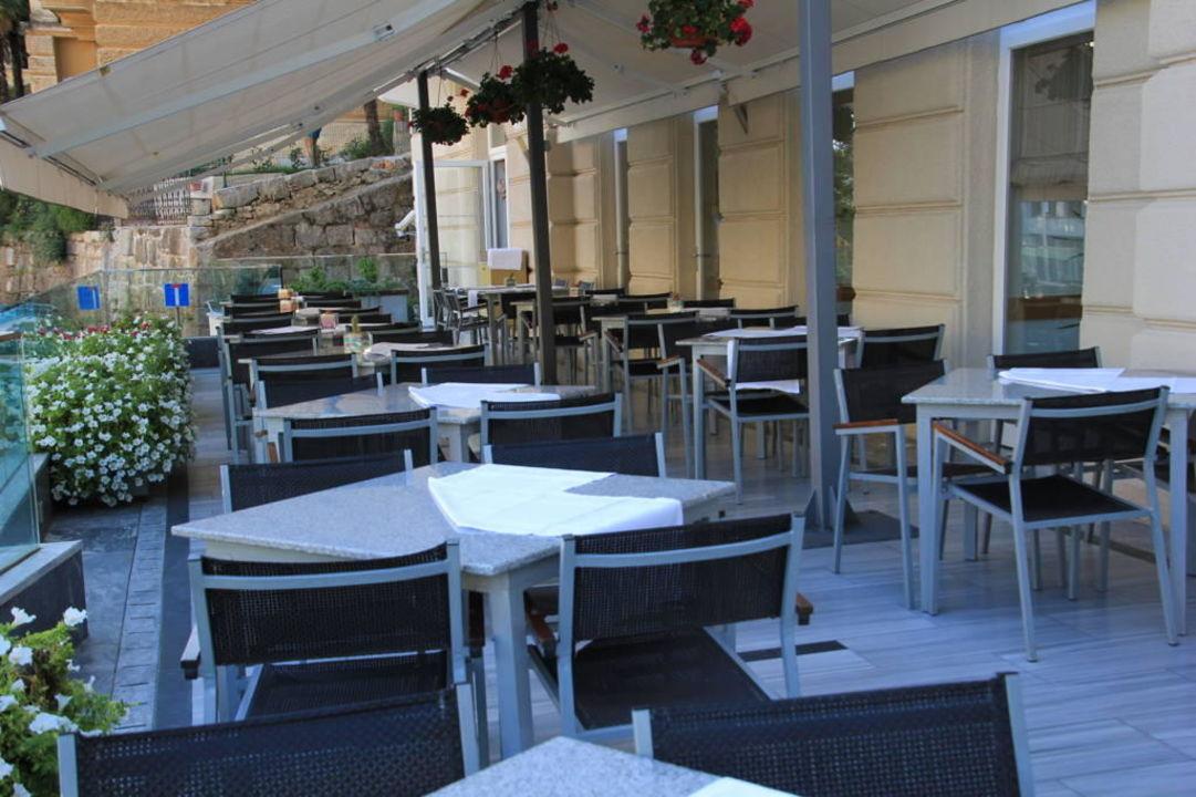 Hotelterrasse Hotel Astoria by OHM Group