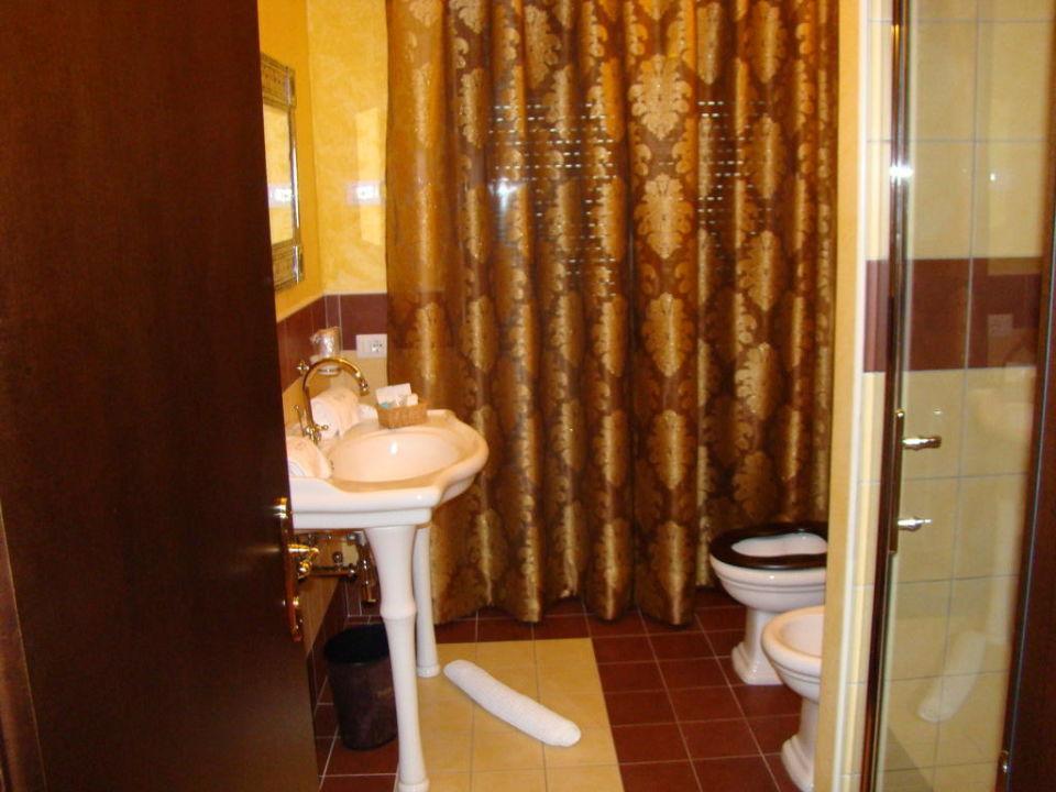 Badezimmer im marokkanischen Stil\