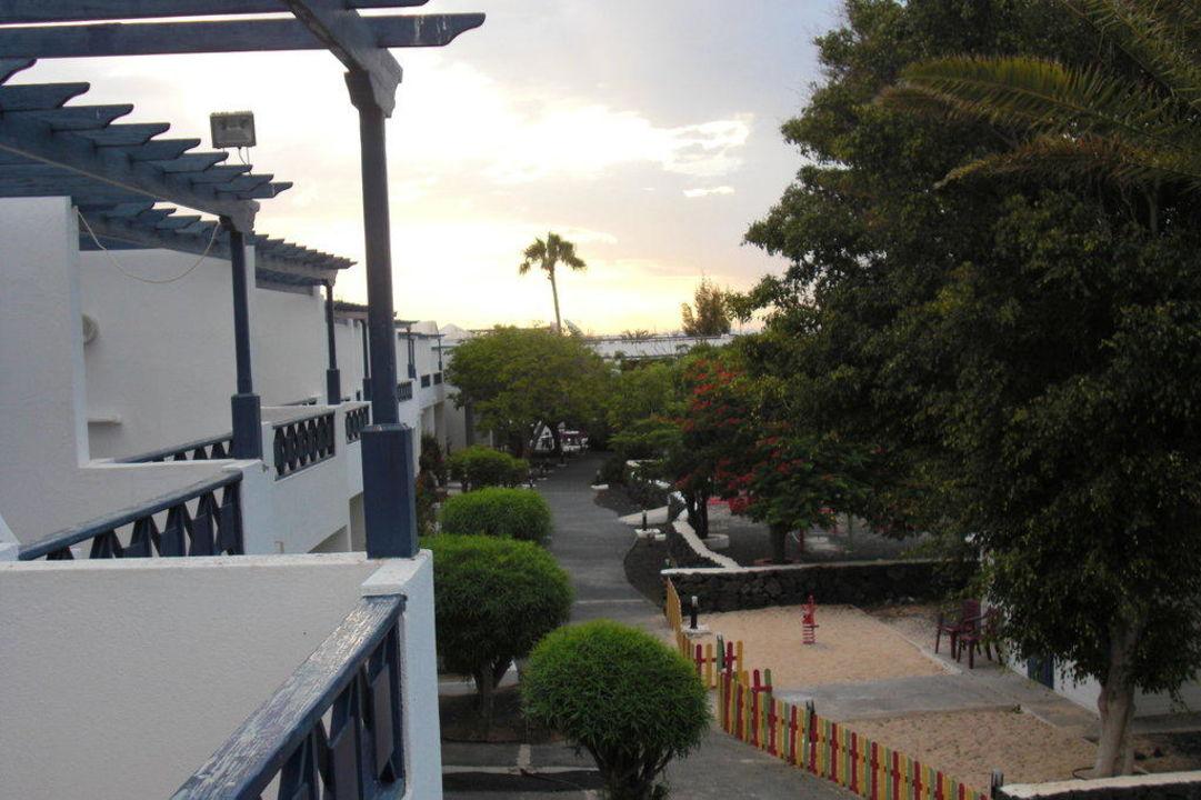 Blick vom Balkon Relaxia Olivina
