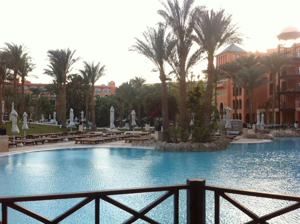 Poolanlage Hotel Grand Resort