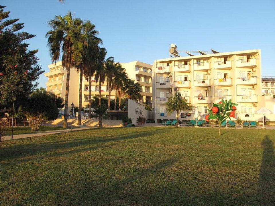 Der neu erworbene Block Hotel Nerton