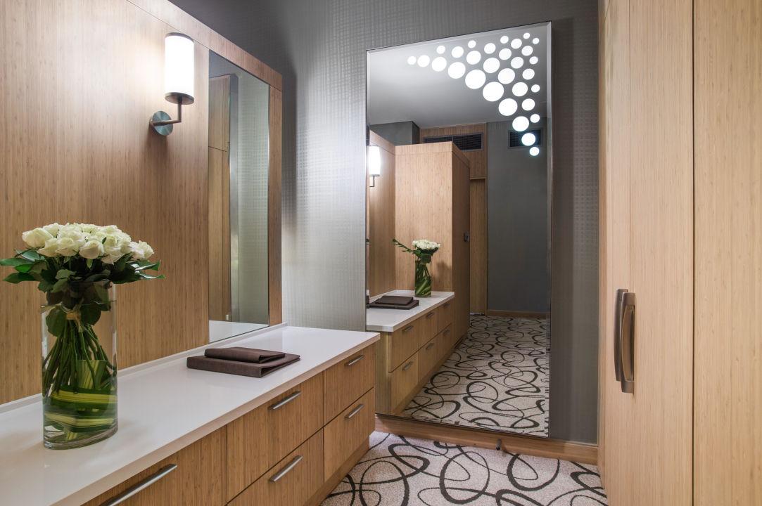 Premium Luxury CLub Room Sofitel Hotel Dubai Downtown