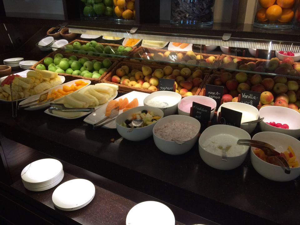 Frühstücksbuffet Grand Elysée Hamburg
