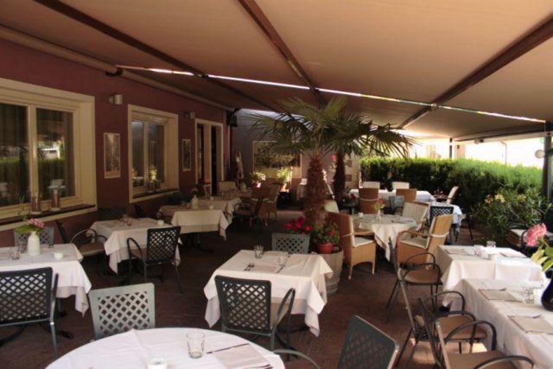 Restaurant Terrasse Gasthof Der Eggentaler Bolzano Bozen