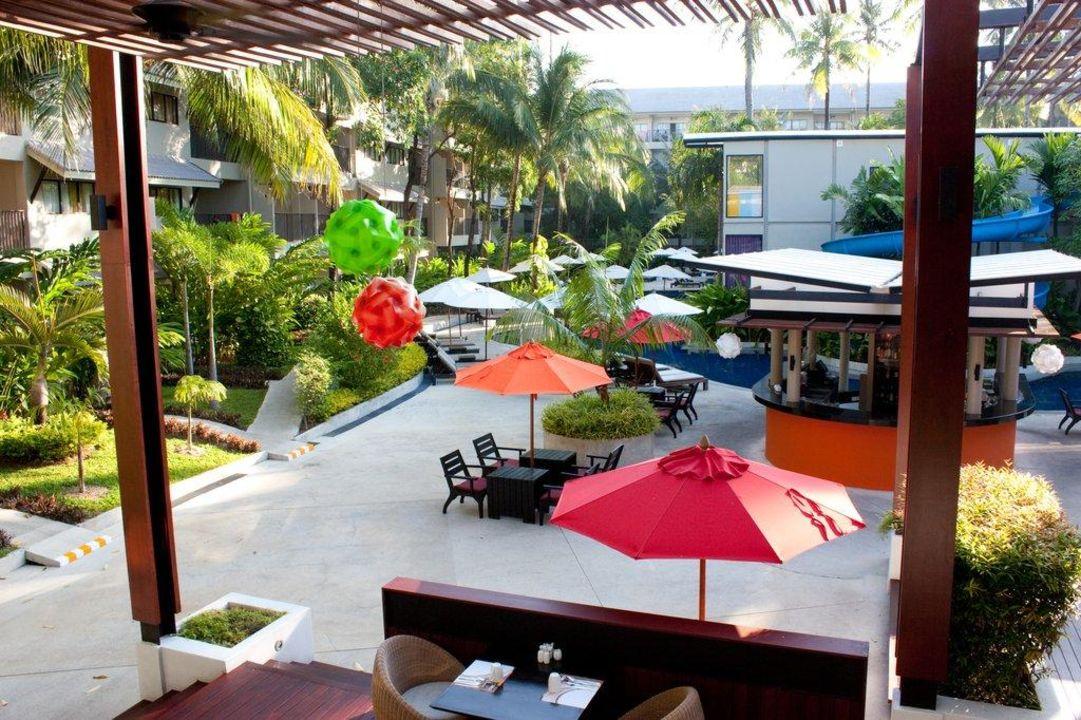 Poolanlage Novotel Phuket Surin Beach Resort