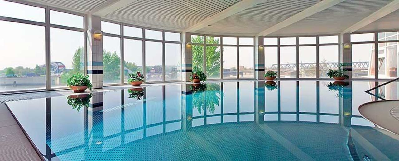 Pool Elb-Residence Appartements