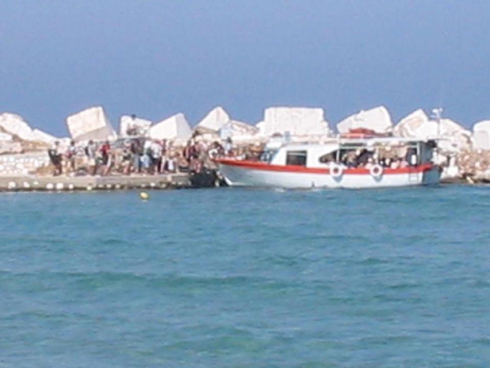 Taxiboot Hotel Makryammos Bungalows