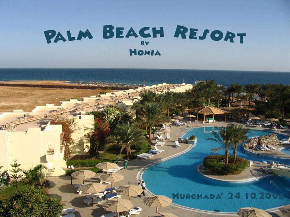 Hotel Palm Beach Resort Hurghada