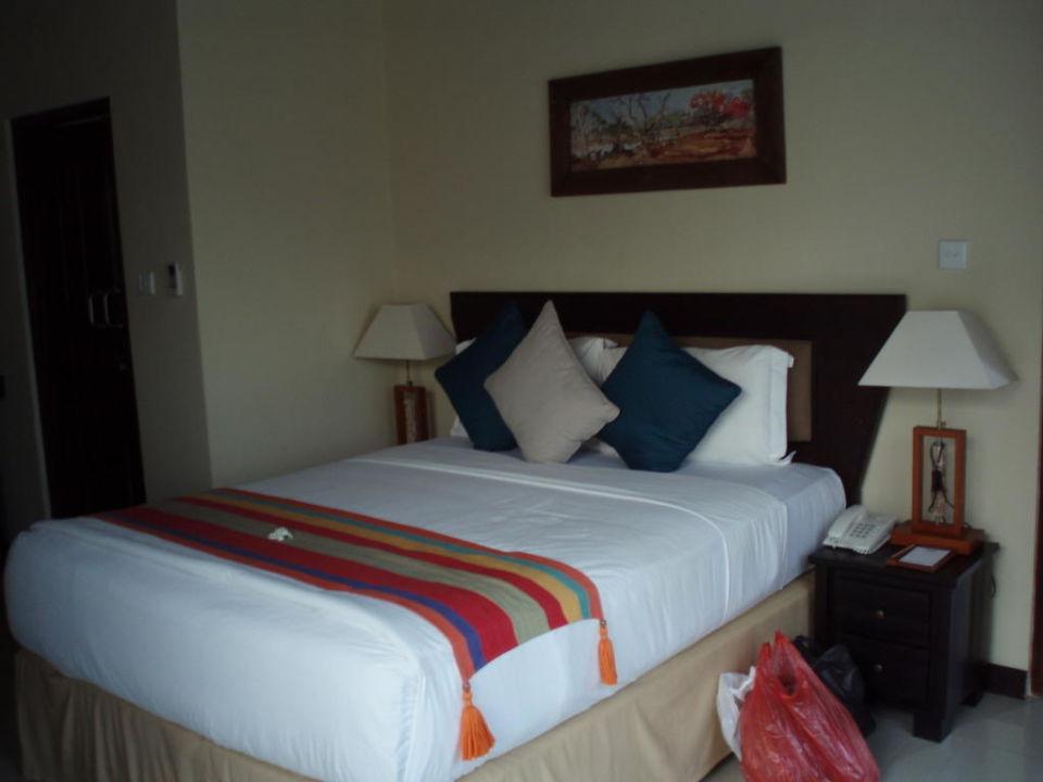 Schlafzimmer 2 Villa Hotel Beji Ubud Resort