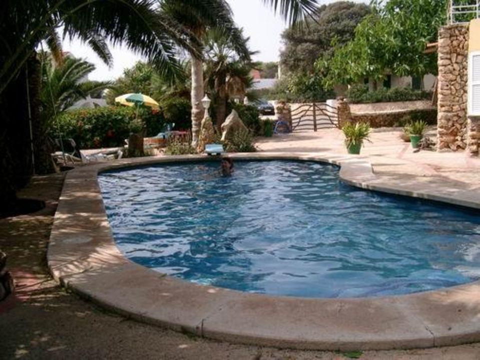 Sa Pedra in Cala 'n Bosch/Menorca Hotel Sa Pedra