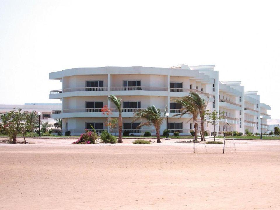 Nordflügel Hurghada Long Beach Resort