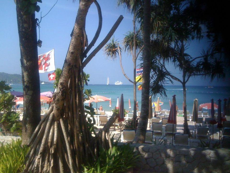 Пляж Impiana Resort Patong