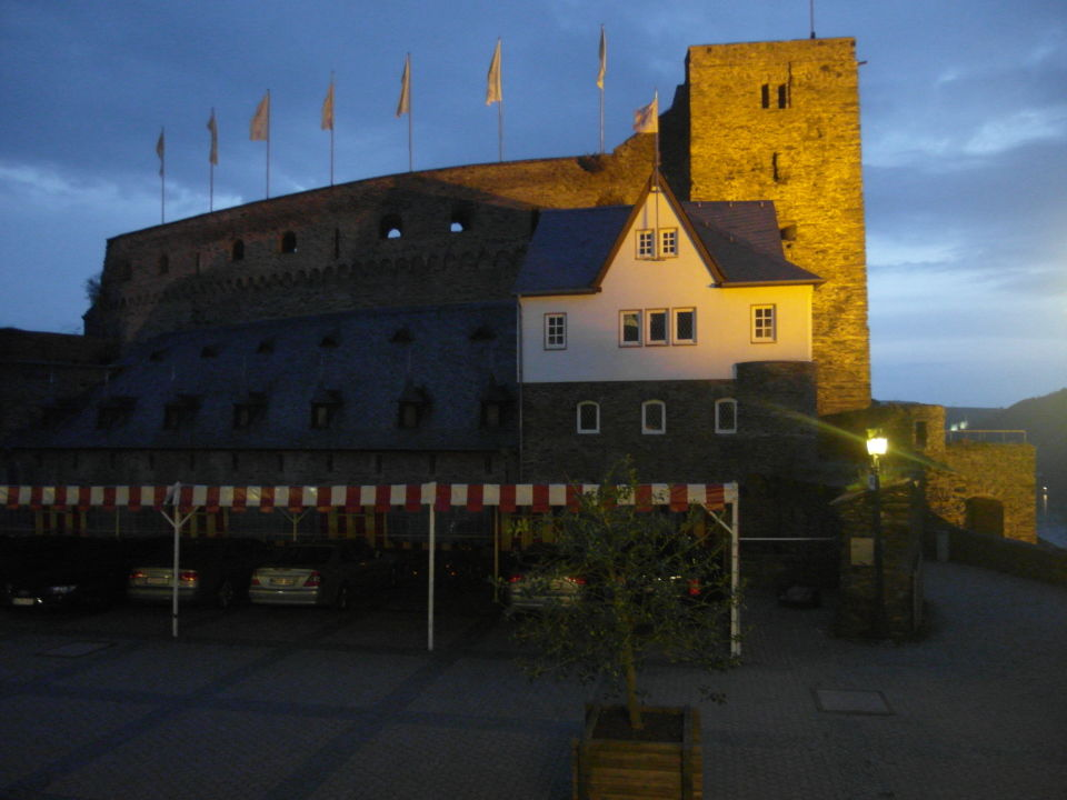Bewertung Hotel Schloss Rheinfels