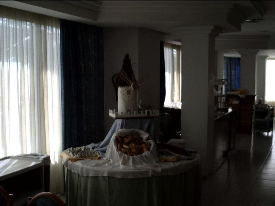 Im Speisesaal.v.Hotel.von M.Kurowski allsun Hotel Mariant Park