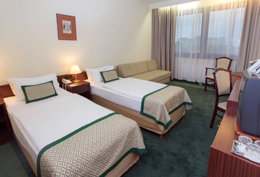 Twin room Hotel Hungaria City Center