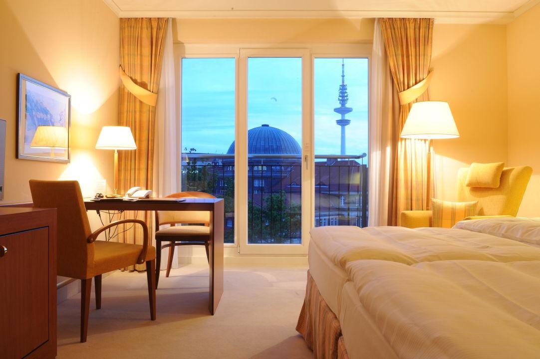 Grand Standard Zimmer Grand Elysée Hamburg