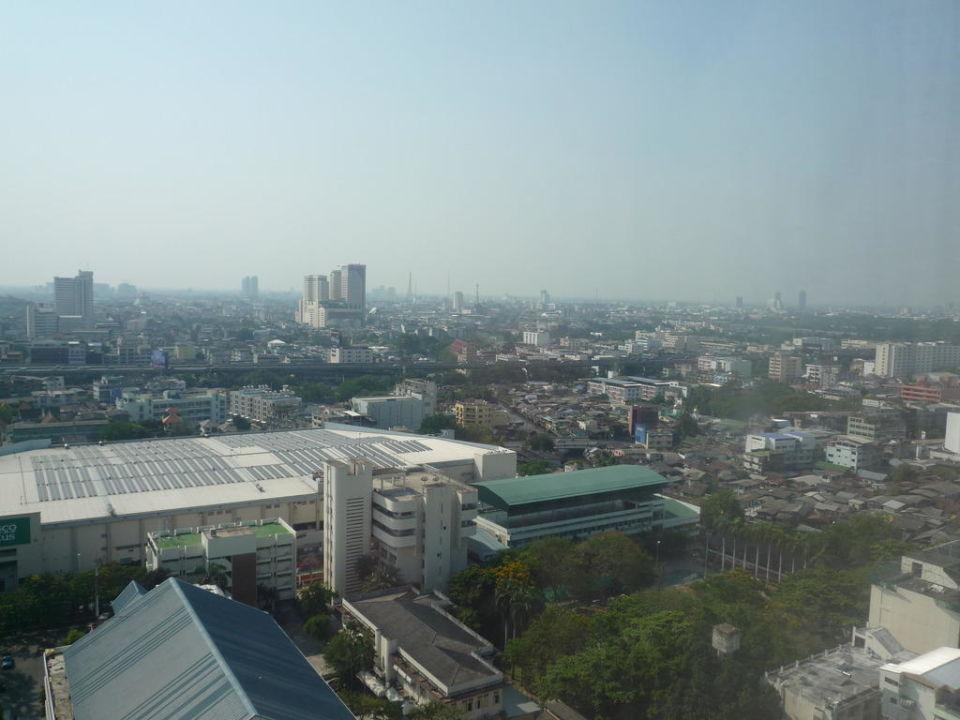 Aussicht vom Siam @ Siam Siam@Siam Design Hotel Bangkok