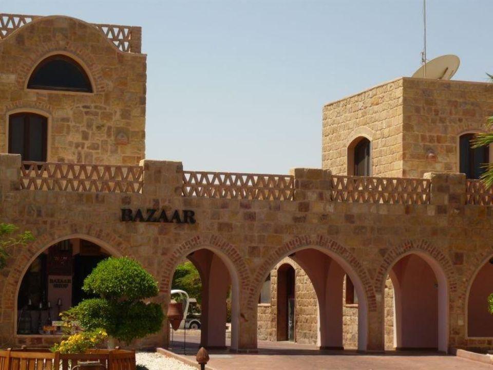 Mini-Bazarbereich Mövenpick Resort El Quseir
