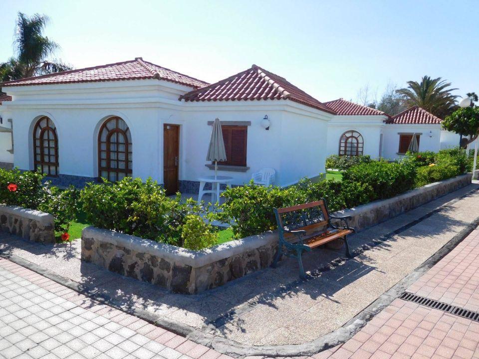 Bungalow e suite hotel jardin dorado in maspalomas for Bungalows jardin dorado