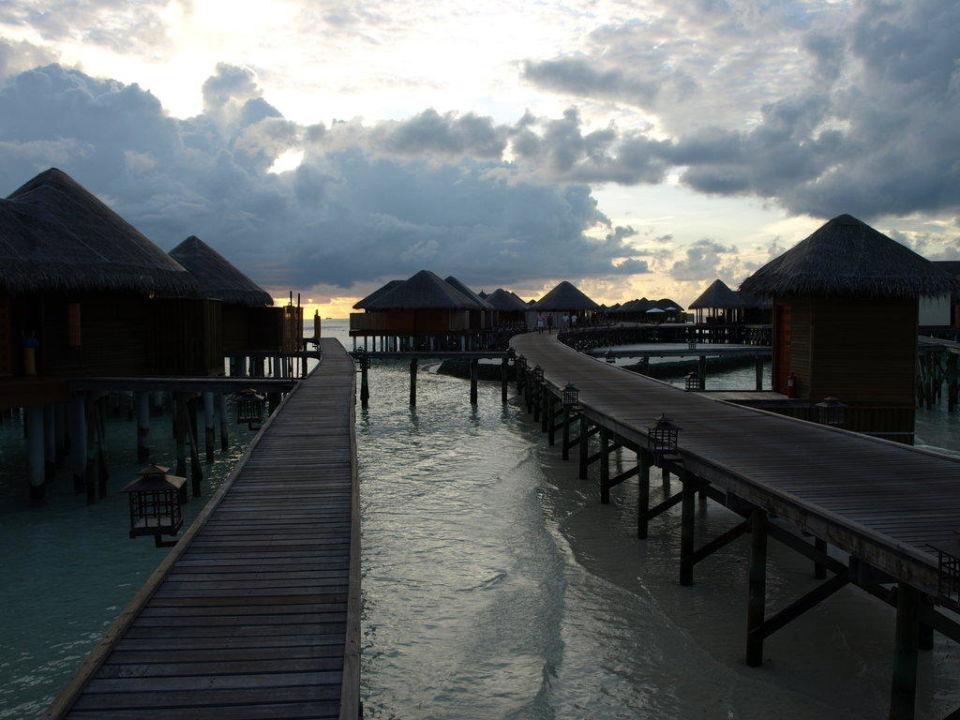 Wasservilla-Landschaft Constance Halaveli Maldives
