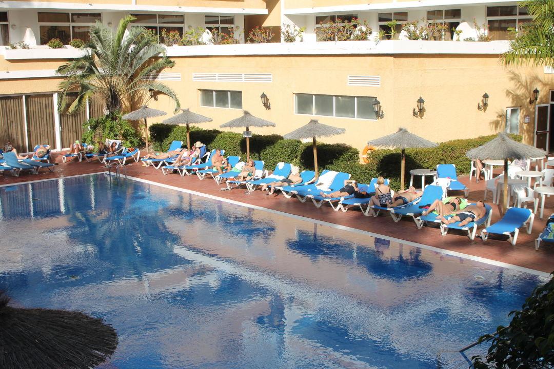 Pool im hotel canarife palace blue sea puerto resort - Hotel canarife palace puerto de la cruz ...