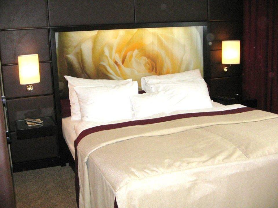 """king-size bett"""" lindner hotel am belvedere in wien • holidaycheck, Hause deko"""