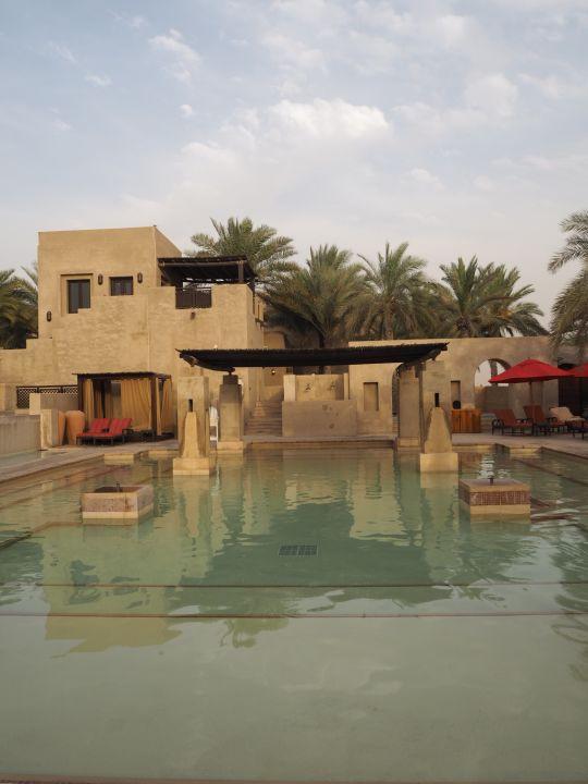Pool Hotel Bab Al Shams Desert Resort & Spa