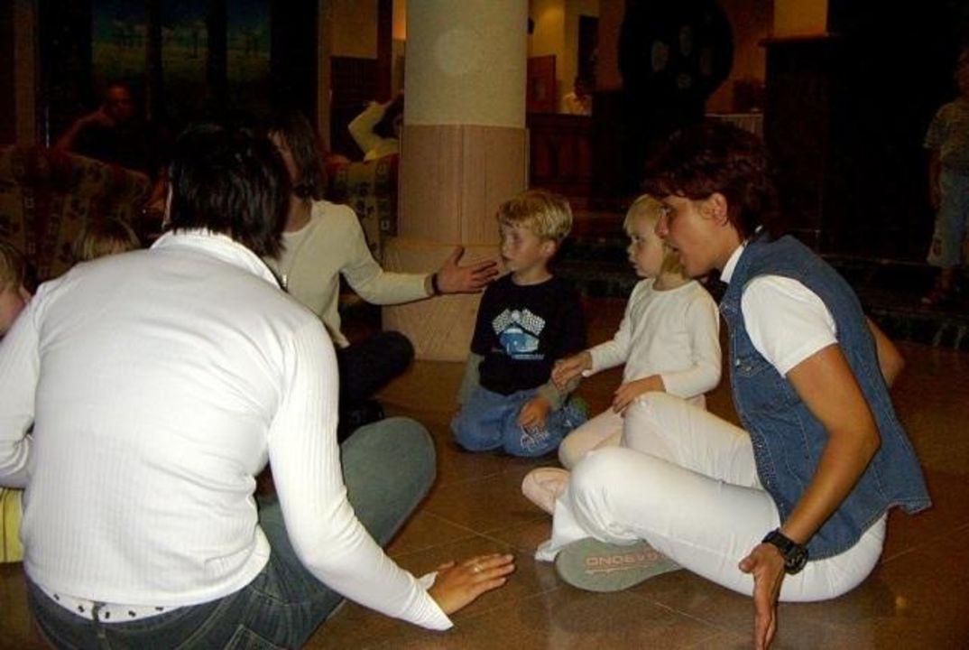 Kinderdisco 11.2003 Movie Gate Golden Beach Hurghada