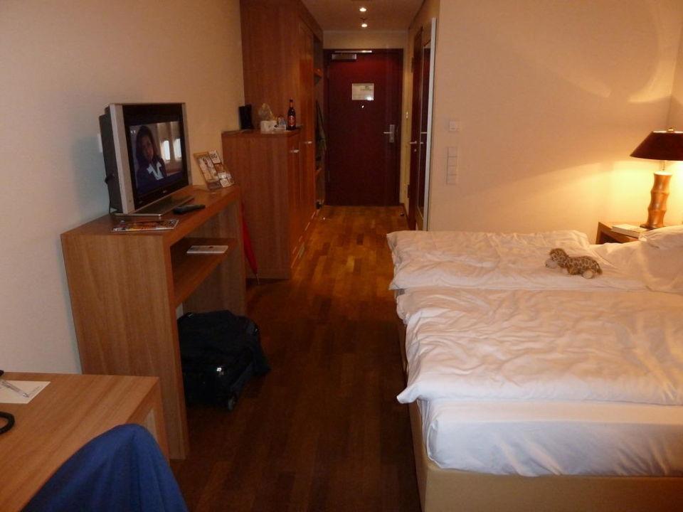 Standard Zimmer 4. Stock Ameron Hotel Regent