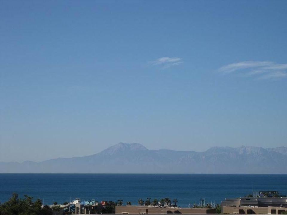 Berge und Meer Ela Quality Resort Belek