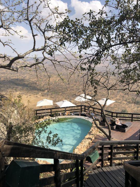 Pool Bongani Mountain Lodge