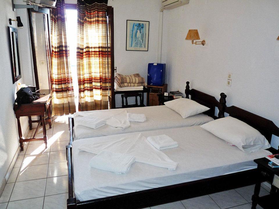 Zimmer Hotel Andromeda