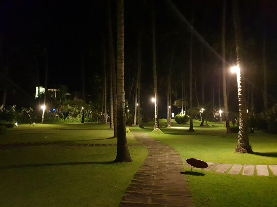 Außenansicht Candi Beach  Villas