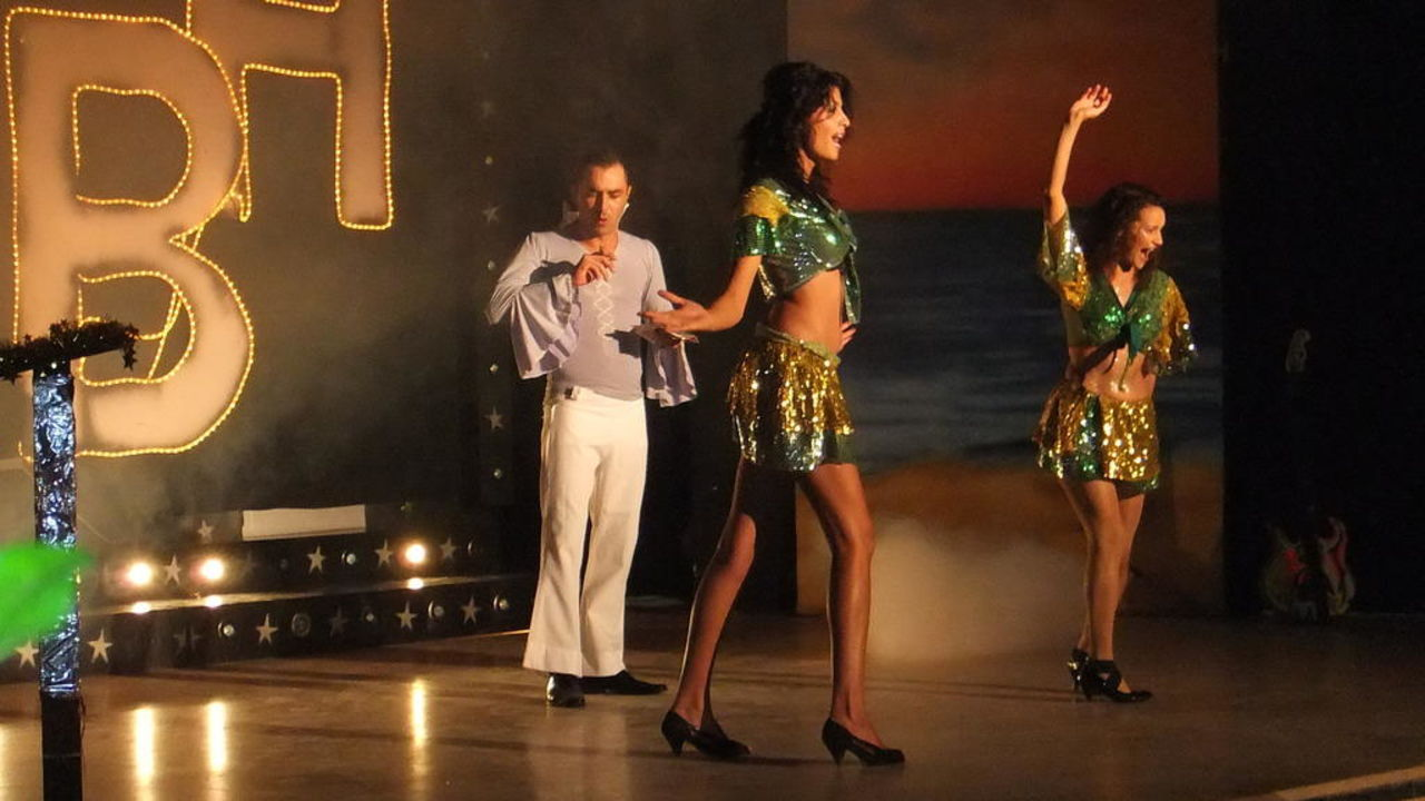 ABBA- Show LABRANDA Alantur Resort