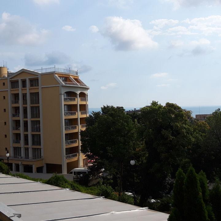 Ausblick Hotel Excelsior
