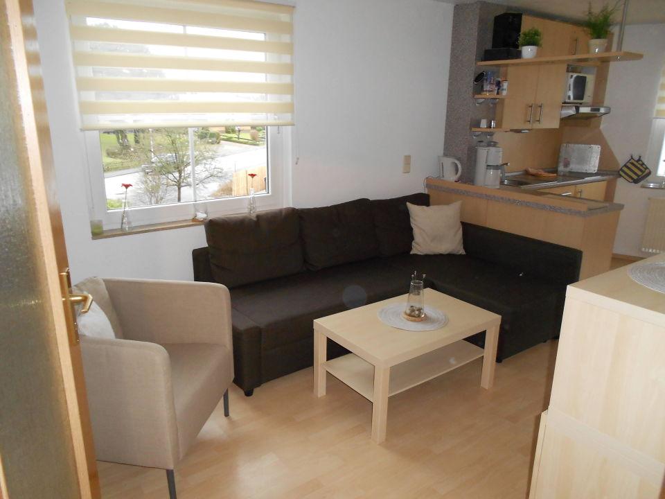 Wohnzimmer / Ikea Möbel\