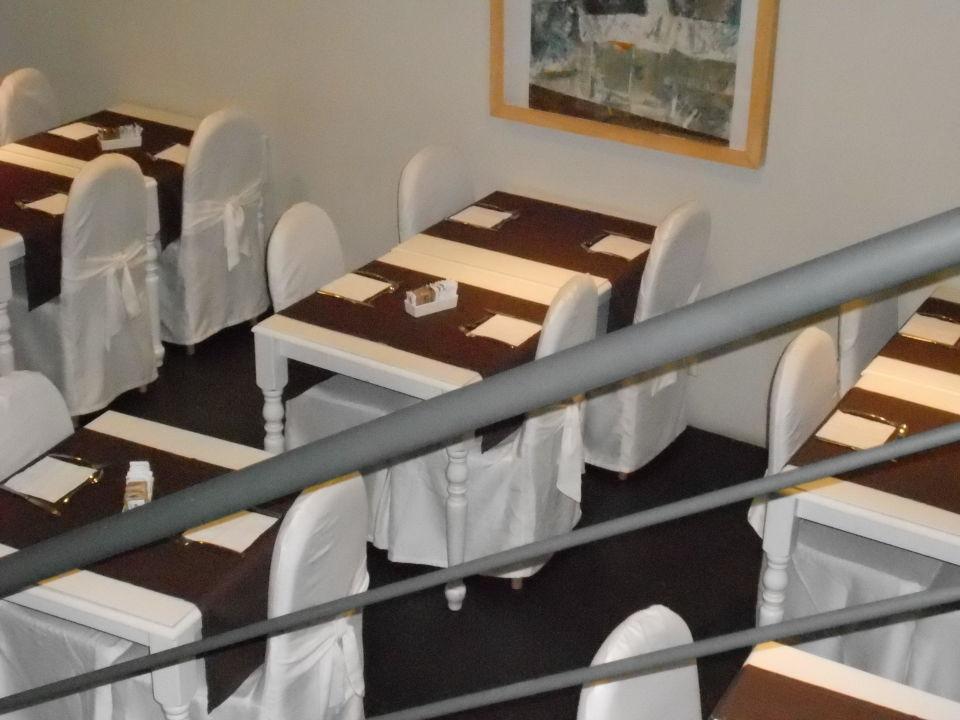 Restaurant - angenehmes Ambiente Hotel Metropolis