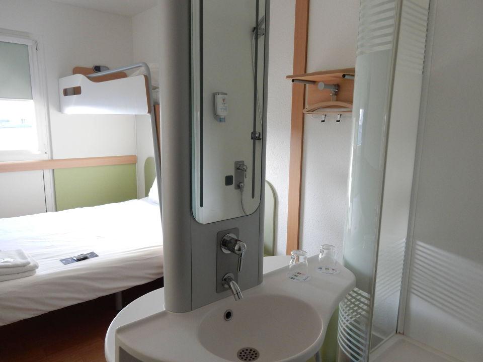 Fesselnd Badezimmer Waschbecken Ibis Budget Hotel Köln Messe