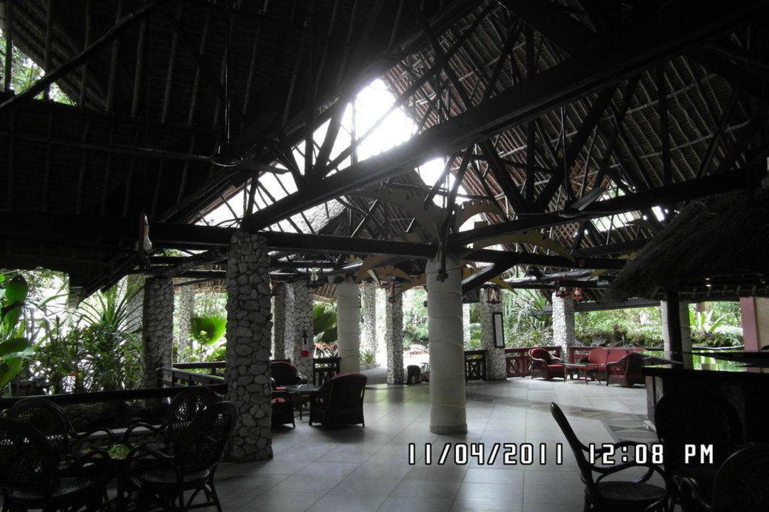Eingangsbereich Bamburi Beach Hotel