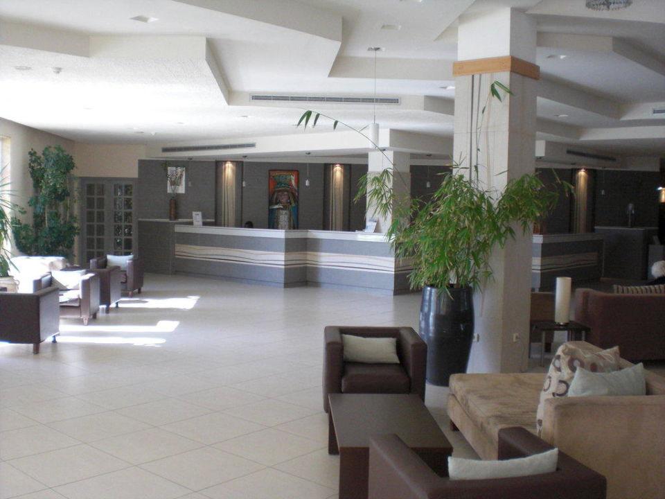 Rezeption Hotel Seabel Rym Beach Djerba